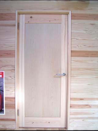 洋風木製建具ドア6