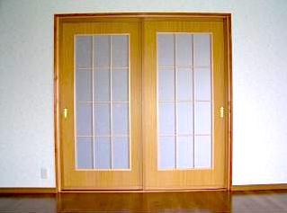 洋風木製建具ドア7