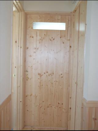 洋風木製建具ドア3