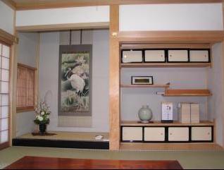 和風木製建具ドア10