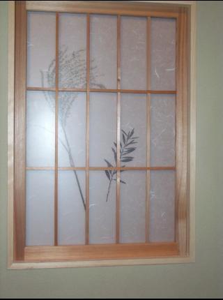 和風木製建具ドア15