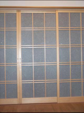和風木製建具ドア16