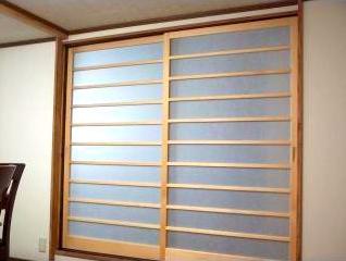 和風木製建具ドア20