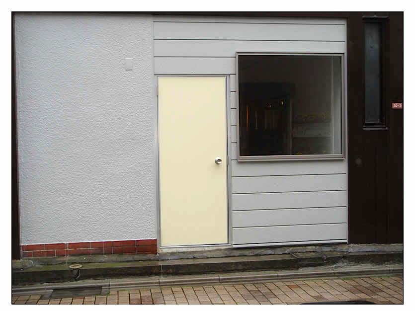 店舗ドア3