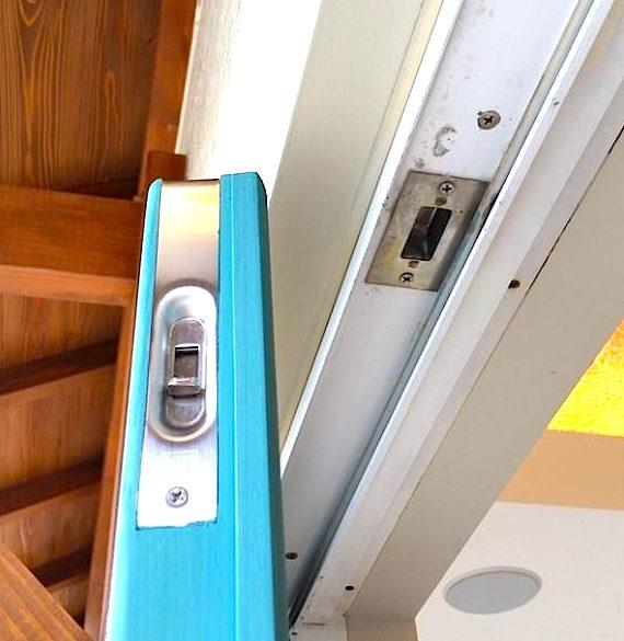 おしゃれな木製ドア5
