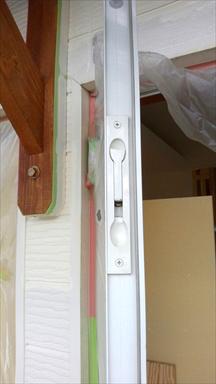 おしゃれな木製ドア6