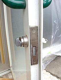 おしゃれな木製ドア9