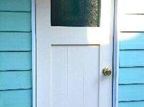 木製建具ドア